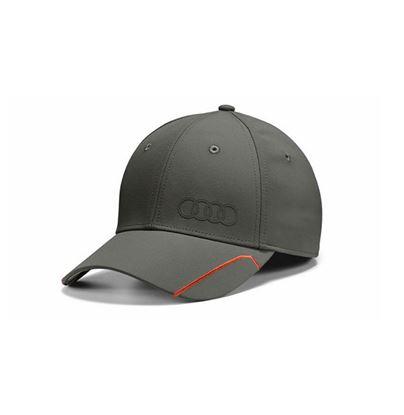 Resim  Unisex Poligon Beyzbol Şapkası