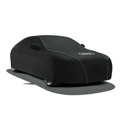 Resim A3 Sportsback Araç Örtüsü