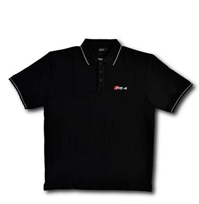 Resim Audi RS 4 Erkek T-Shirt