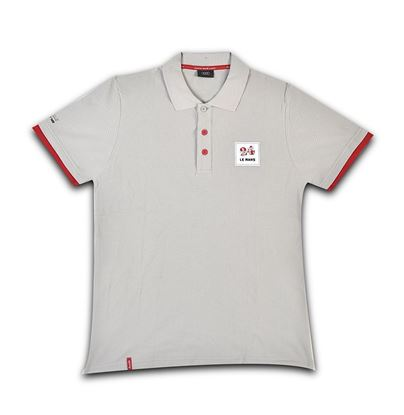 Resim Audi Le Mans Erkek Polo T-Shirt