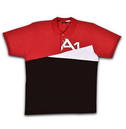 Resim Audi A1 Erkek Polo T-Shirt
