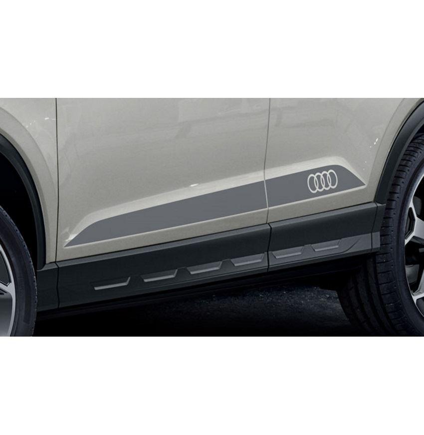 Resim Audi Logo Folyosu (Marşpiyel üzerinde)