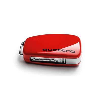 Resim Quattro logolu anahtar kaplaması (Misano kırmızısı)