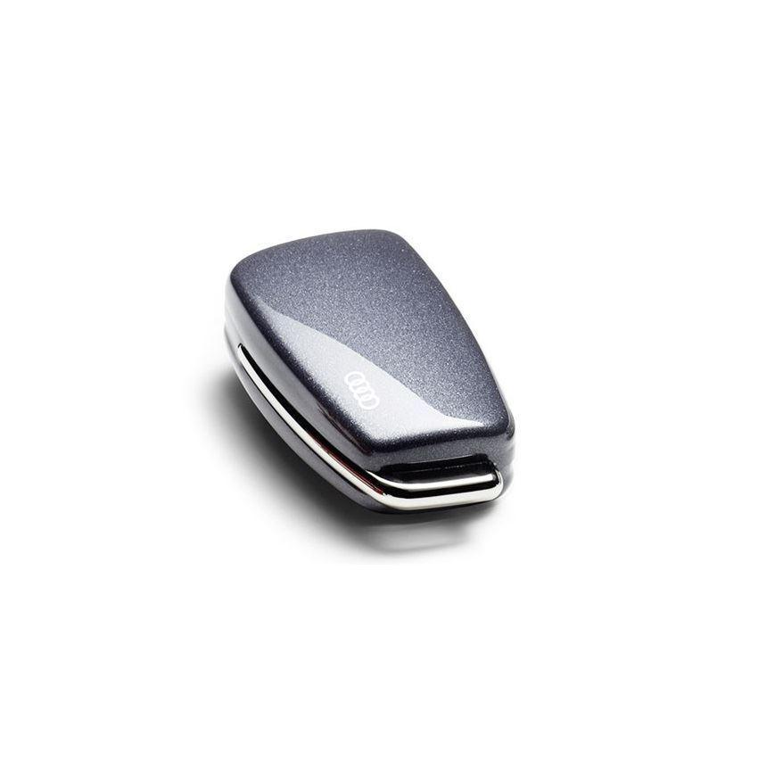Resim Audi logolu anahtar kaplaması (Daytona grisi)