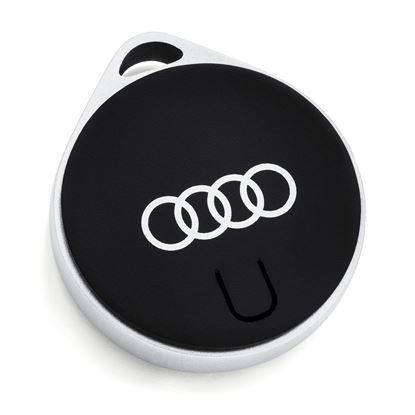 Resim Audi Keyfinder Anahtarlık, Siyah