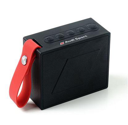 Resim Audi Sport Tasarım Bluetooth Speaker